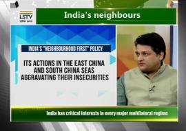 India's Foreign Policy In 2017