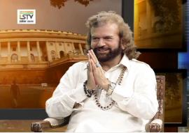 Sansad Se Samwad -  Hans Raj Hans (North West Delhi)