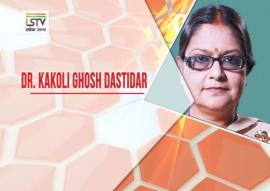 Madam MP with Dr. Kakoli Ghosh Dastidar