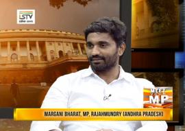 Meet your MP - Margani Bharat